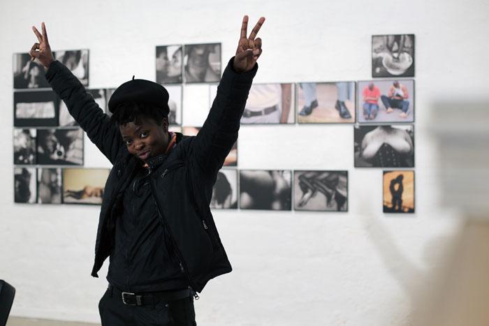 Zanele Muholi-Exposicion en Burdeos1